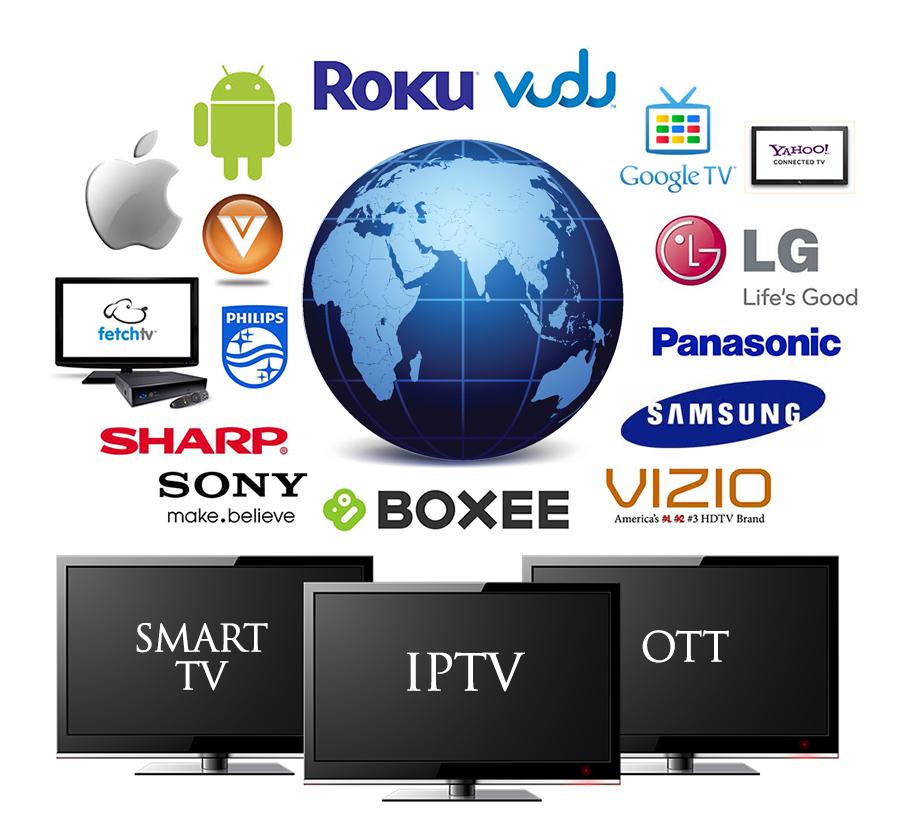 Broadcasting network